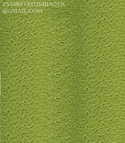revestimiento texturado pasta similar tarquini a rodillo