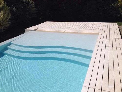revestimiento veneciano, venecitas, piscina, piletas