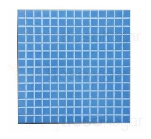 revestimiento venecitas piscina ceramica aqua blue m2 scop