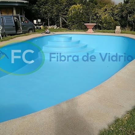 Revestimientos de piscinas con fibra de vidrio en for Revestimientos de piscinas