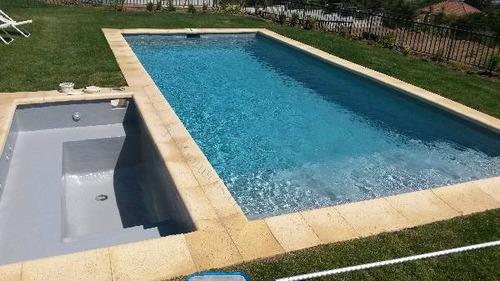revestimientos en fibra de vidrio para piscinas