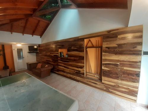 revestimientos en madera.