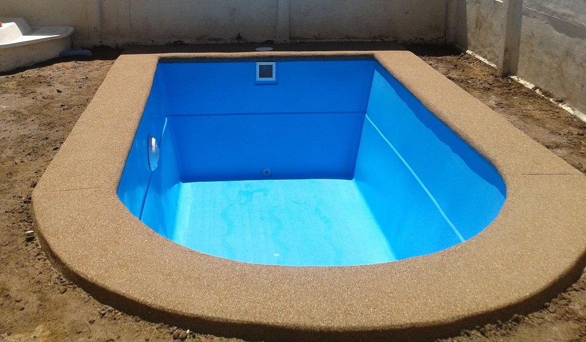 Revestimientos granito fulget piscinas pisos muros en for Ofertas de piscinas estructurales