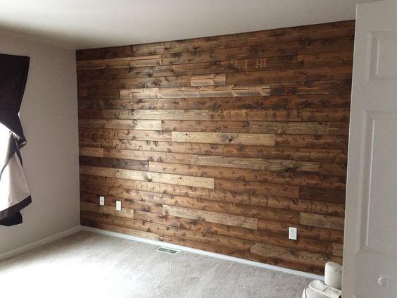 Revestimientos muros con madera en mercado libre - Revestimiento de muros ...