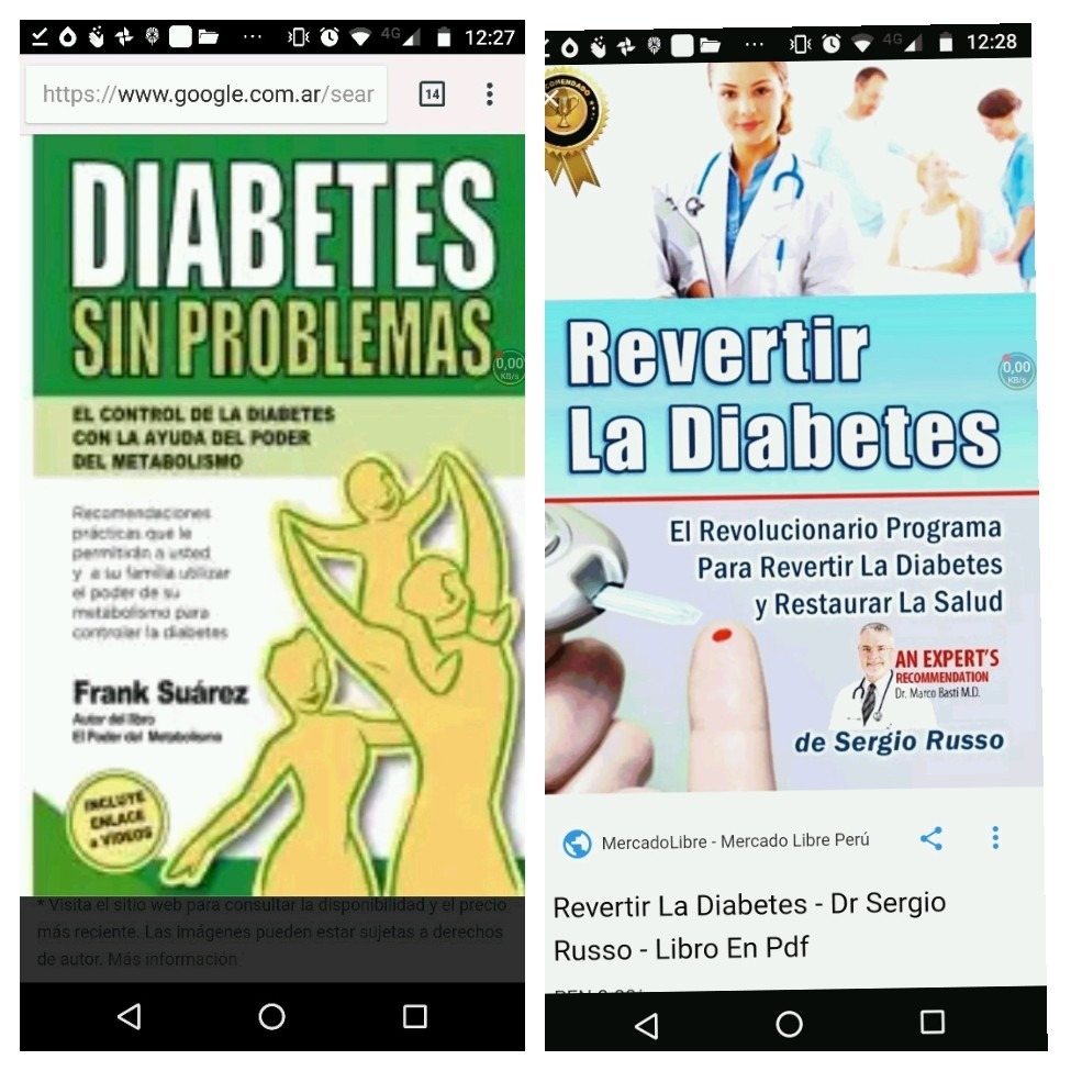 Revierta La Diabetes, Mas Diabetes Sin Proble Dos Por Uno!!! - $ 100 ...
