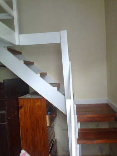 revimn entrepisos  escaleras decks madera pino pérgolas