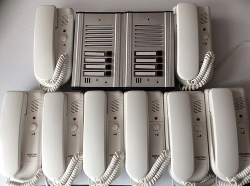 revisión reparación y venta de interfonos cotizacion