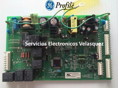 (revision) tarjeta nevera general electric 200d4852g016