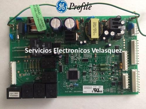 (revision) tarjeta nevera general electric 200d4854g018