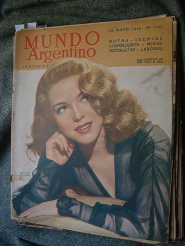 revist mundo argentino