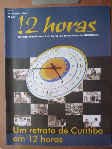 revista 12 horas n 00 - 2002
