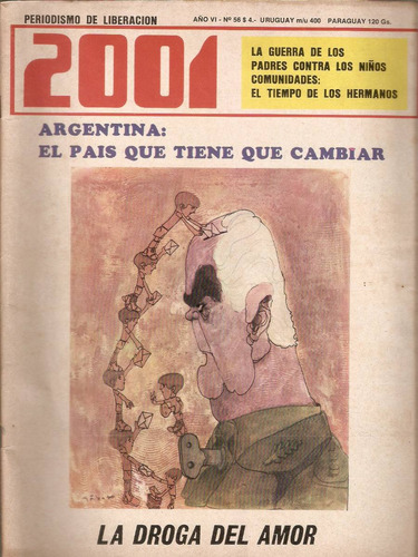 revista 2001 periodismo de liberacion  56