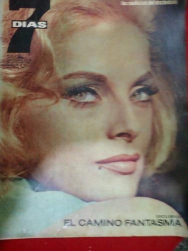 revista 7 días, nro 64, 23 febrero de 1966