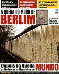 revista - a queda do muro de berlim