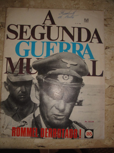 revista a segunda guerra mundial,codex nr.25,feb,ww2,fab