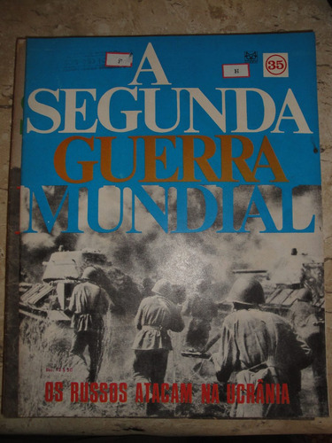 revista a segunda guerra mundial,codex nr.35,feb,fab,ww2