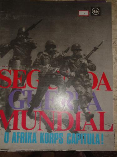 revista a segunda guerra mundial,codex nr.48,feb,fab,ww2