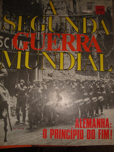 revista a segunda guerra mundial,codex,nr 118,fa,feb,batalha