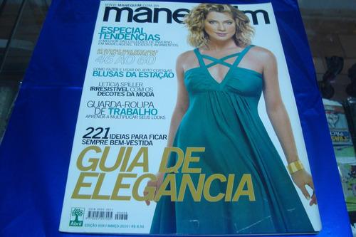 revista abril- manequim 608- leticia spiller guia elegancia