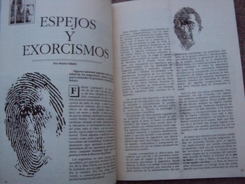 revista ac asuntos culturales 1989 contrastes frenesi a mati