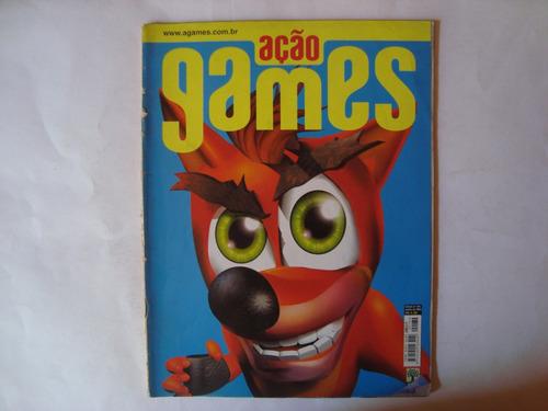 revista ação games n. 164