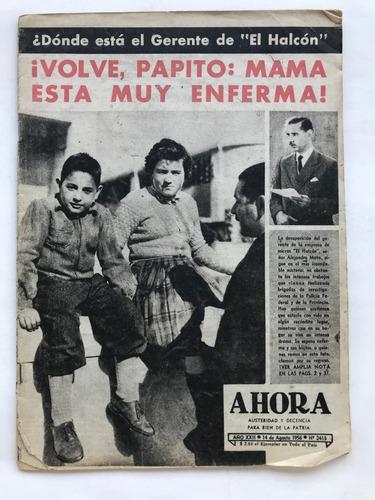 revista ahora n° 2413 diana dors 1956
