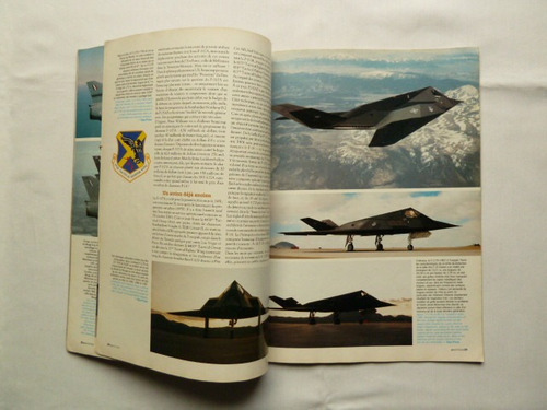 revista air action francia n°16 1990 fuerza aerea