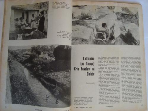 revista alterosa 309 julho 1959 minas gerais