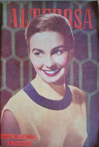 revista alterosa junho de 1954