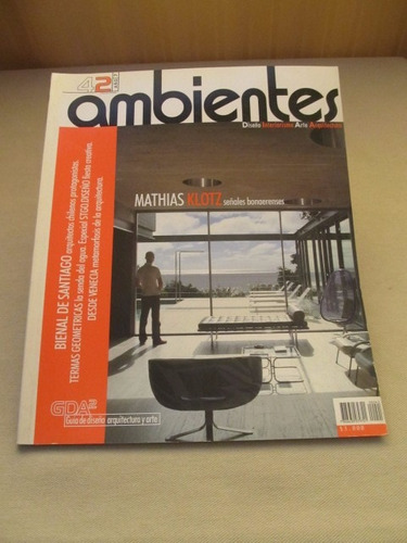 revista ambientes