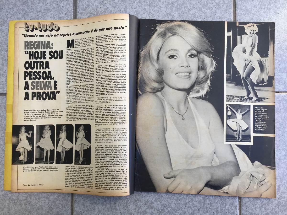 Dayse Lucidi Amazing revista amiga 282 regina duarte daisy lucidi cid moreira - r$ 49