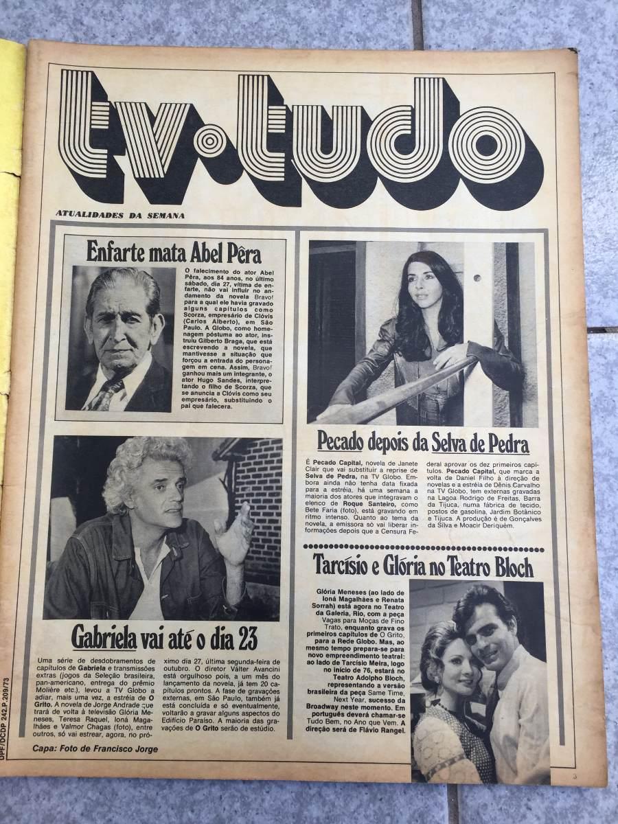 Dayse Lucidi Delightful revista amiga 282 regina duarte daisy lucidi cid moreira - r$ 49