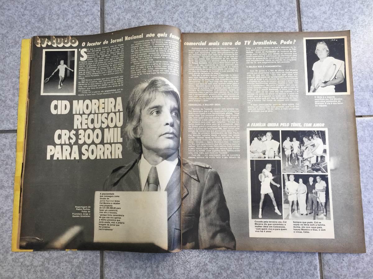 Dayse Lucidi Simple revista amiga 282 regina duarte daisy lucidi cid moreira - r$ 49