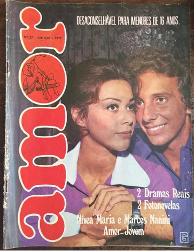 revista amor - nº 37 (1972)