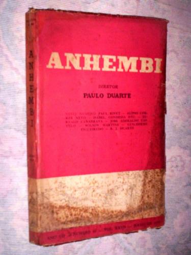 revista anhembi paulo duarte 1957