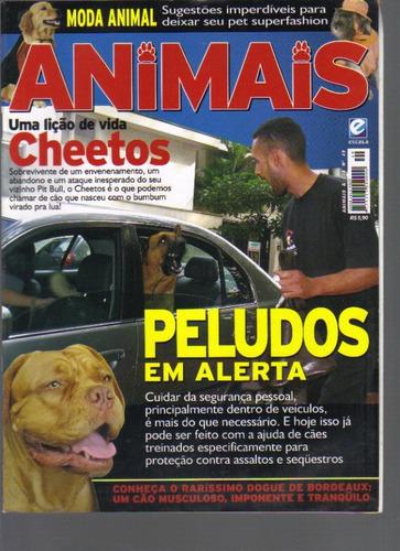 revista animais e cia nº 49 - editora escala
