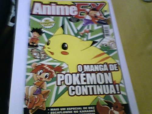 revista anime ex n°5