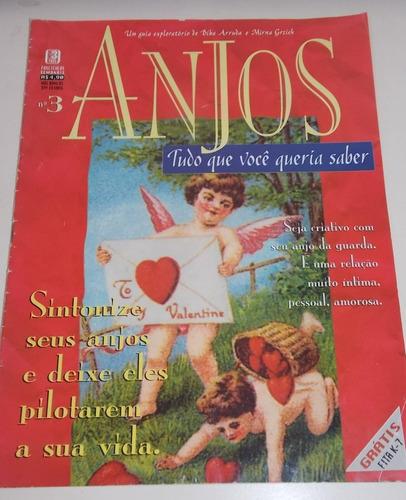 revista anjos número 3