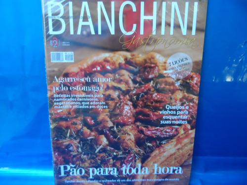 revista ano1 numero 1 bianchini gastronomia raridade