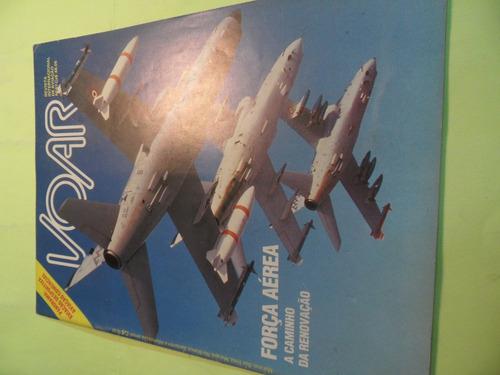revista antiga voar força aérea n° 57