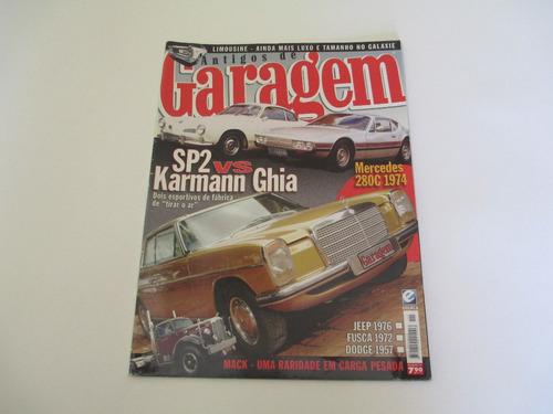 revista antigos de garagem- sp2 vs karmann ghia-fusca 1972