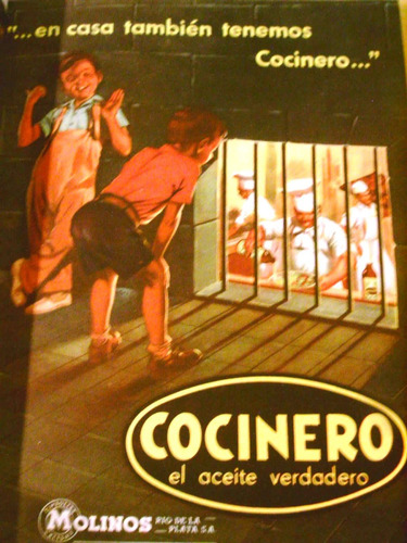 revista antigua argentina #17 fernet branca lino palacios
