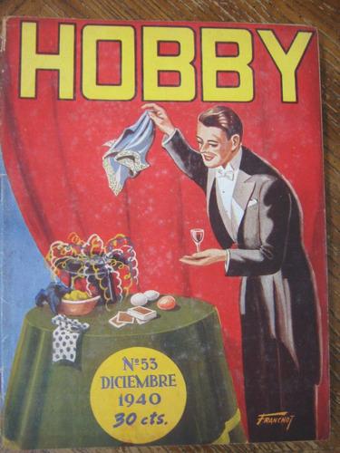 revista antigua argentina hobby nº 53