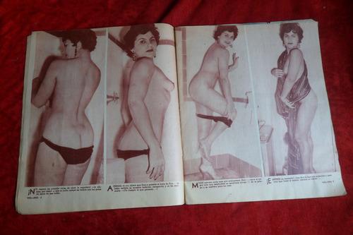 revista antigua  vea de 1954