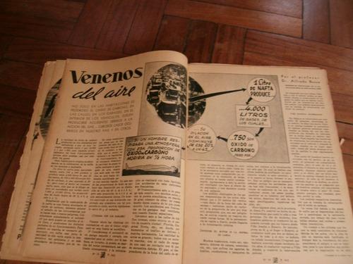 revista antigua viva cien años coleccionable. medicina