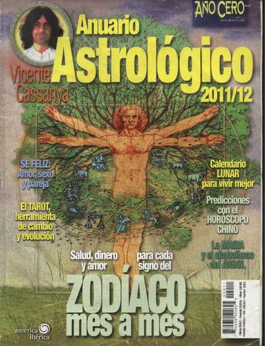 revista anuario astrológico 2011-2012 por vicente cassanya