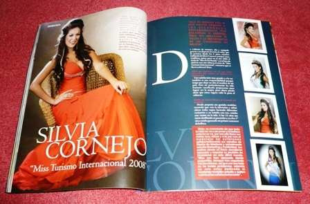 revista aramis set 2008 chocoterapia silvia cornejo novias