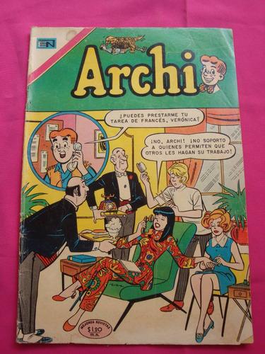 revista archi nº 402  año 1970 editorial novaro