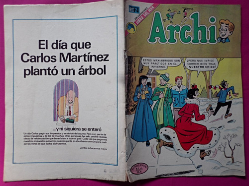 revista archi nº 524 año 1973 editorial novaro