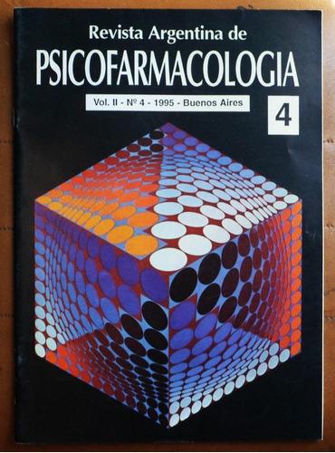 revista argentina de psicofarmacología vol. 2 nº4, 1995